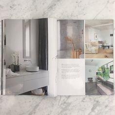 Marmor kjøkken og bad levert av oss! avbildet i nyeste utgave av Maisoninterior  |  carrara marble kitchen | bathroom | interior design | Decor, Oversized Mirror, Furniture, Carrara, Home, Interior, Home Decor