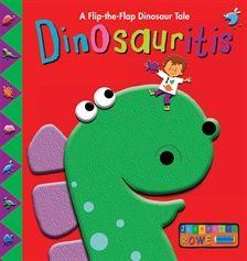 Dinosauritis by Jeannette Rowe