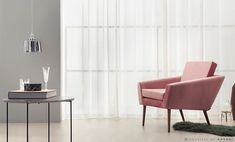 Happy Midsummer from Finland! Nordic Lights, Living Room Inspiration, Finland, Showroom, Accent Chairs, Curtains, Furniture, Tables, Instagram