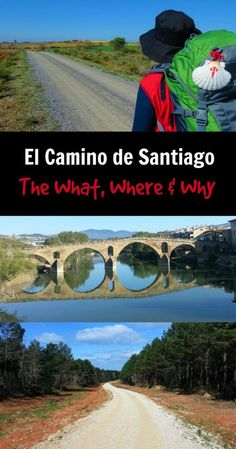 All the details of hiking the El Camino de Santiago in Spain. The who, what, and why of the 500 miles pilgrimage.