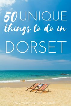 50 Unique Things to do in Dorset UK. An epic insider's guide from a born-and-bred Dorset local! Scotland Travel, Ireland Travel, Spain Travel, Dorset Travel, Travel Uk, Travel Advice, Travel Guides, Travel Tips, Travel Stuff