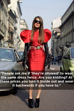 10 Important Fashion Lessons From A Legendary Personal Shopper