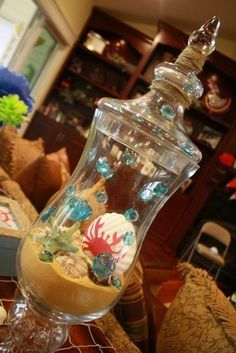 "Photo 2 of 36: Nautical / Baby Shower/Sip & See ""Nautical Baby Shower"" 