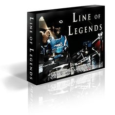 The Ultimate Collection of Premium Drum Samples | Line Of Legends   Check out our temporary 50% discount at: http://realdrumsamples.com/premium-packages/line-of-legends