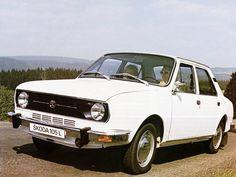 Skoda 105 L - 1976