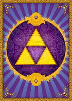The Divine Triforce by ~ever-so-excited on deviantART