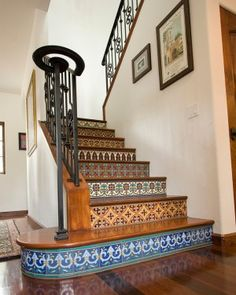 Arabic style stairs
