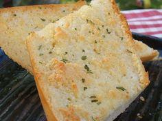 Simple And Delicious Garlic Bread