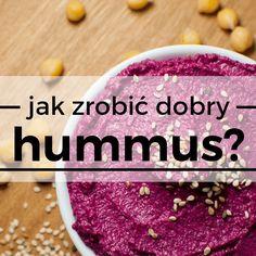 Jak zrobić dobry hummus czyli 10 pomysłów na pastę z ciecierzycy ⋆ AgaMaSmaka - żyj i jedz zdrowo! Happy Foods, Home Food, Hummus, Pesto, Breakfast Recipes, Food Porn, Food And Drink, Gluten Free, Vegan