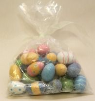 """Bag of 1"""" Easter Eggs"""