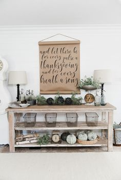 DIY Farmhouse Dining