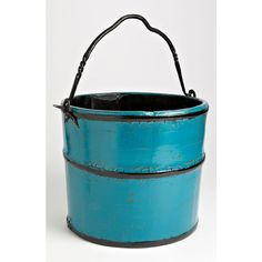 8551bde22545c1 A turquoise bucket  Gotta make one! Big Bucket