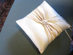 How to Make a Ring Pillow -- via wikiHow.com