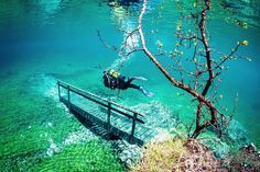 If you are a swimmer and water lands attract you then you can go through this link which can give you a location to delight in . There is a well-known underwater park called Green Lake which lies in Styria and this park is outstanding for its shining charm . The depth of this lake …