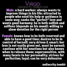 spot on description,as my ascendant is Virgo:-)