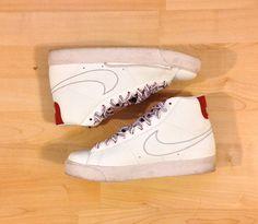 c1c2c488e9d4 Nike Blazer Mid PRM Vintage QS