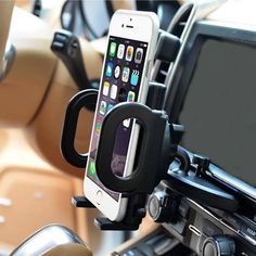 Car CD Slot Dash Mount Holder Cradle Dock For Cell Phone And GPS  Worldwide delivery. Original best quality product for 70% of it's real price. Buying this product is extra profitable, because we have good production source. 1 day products dispatch from warehouse. Fast & reliable...