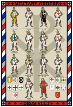 Military Orders Poster by williammarshalstore.deviantart.com on @DeviantArt: