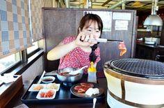 어느 분의 블로그에서 스치듯 보고는 무한 검색에 검색을 했던 오키나와 맛집 잠파규엔! 당당히 오키나와에...