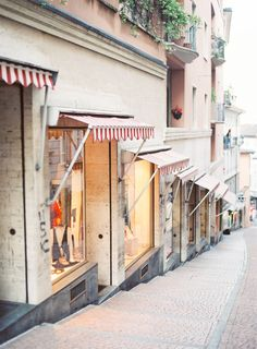 Lugano Storefronts | photography by http://www.jessicalorren.com/
