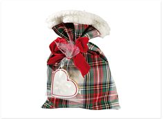 """St. Nicolas Bag  M """"Dress Stewart"""" Holiday Gift Guide, Holiday Gifts, Inspirational Gifts, Craft Items, Food Pictures, Drinking, Winter Hats, Gift Ideas, Christmas"""