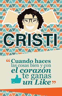 ¡Todo por un #Like! #SemanaAniversario #CuevaSocial #2Años #SocialMedia #Pasión #Diversión