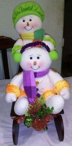 Christmas Storage, Christmas Sewing, Christmas Baby, Christmas Snowman, Christmas Time, Christmas Wreaths, Christmas Ornaments, Homemade Christmas Decorations, Xmas Decorations