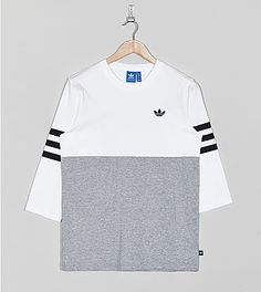 adidas Originals Colour Block Raglan T-Shirt