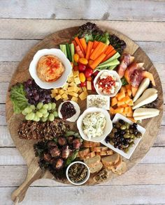 The Ultimate Mediterranean Appetizer Platter.