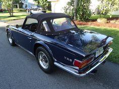'70 low mile Triumph TR 6 | eBay