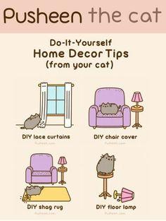Pusheen the cat FOREVER! ♥♥♥♥