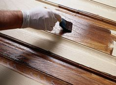 Staining Fiberglass Doors - Old Masters Brown Front Doors, Wood Front Doors, Painted Front Doors, Staining Fiberglass Door, Fiberglass Entry Doors, Door Redo, Door Makeover, Stained Front Door, Exterior Stain