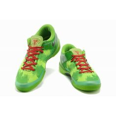 http://www.poleshark.com/ Kobe 8 Shoes All Star Green Black Red elite! Our Price:$89.99! Free shipping worldwide!