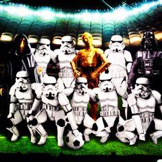 Soccer Fever / Star Wars