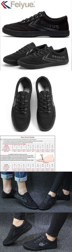 Shoes and Footwear 73989: Unisex Feiyue Shoes Tai Chi Kung Fu Martial Arts Shoes Casual Sporting Sneakers -> BUY IT NOW ONLY: $34.2 on eBay!