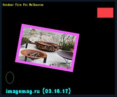 Outdoor Fire Pit Melbourne 195113 - The Best Image Search