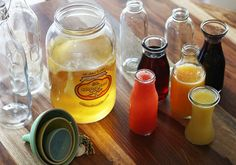 Learn How To Make Kombucha Second Ferment Kombucha, Kombucha Bottles, Kombucha Tea, Make Your Own Kombucha, Kombucha Culture, Candida Yeast, Fermented Foods, Probiotic Foods, Kefir