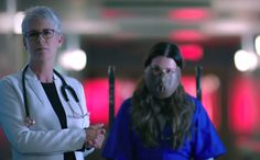 'Scream Queens' season 2 promo reveals Lea Michele as 'Hannibal Hester' http://ift.tt/2b5T1RE