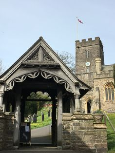 Dulverton church, Somerset