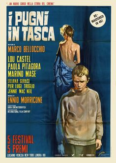Marco Bellocchio's Fists in the Pocket (1965).