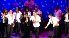 Screencap of Artem, Henry, Sasha & Tristan dancing with Gladys Knight at the Hollywood Bowl 8-9 Aug 2014 (pic/vid source: YouTube)