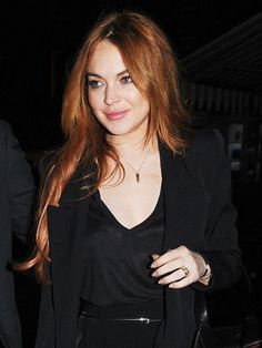 Linsday Lohan responds to THAT leaked sex list