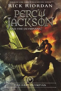 Review of Percy Jackson and the Olympians: The Last Olympian