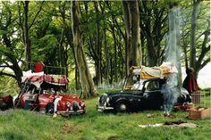 Casa Vogue Cars Tim Walker
