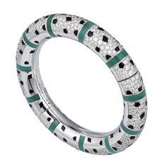 Panthère de Cartier II bangle bracelet
