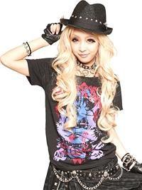 SEX POT ReVeNGe/ Master of the Darkness Round Neck T-Shirt. See more at http://www.cdjapan.co.jp/apparel/sexpot.html #harajuku #punk