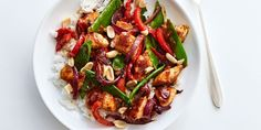 Emmy's Kung Pao Chicken