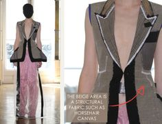 Tailoring Techniques Exposed at Margiela Couture - The Cutting Class