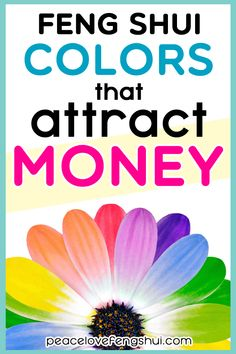 Do you know the best feng shui colors for wealth and abundance? Find out what they are and how to use them in your home! Feng Shui And Money, Feng Shui Wealth, Feng Shui Energy, Feng Shui Tips, Feng Shui House, Feng Shui Bedroom, Birthday Wishes For Self, Feng Shui Front Door, Feng Shui Good Luck