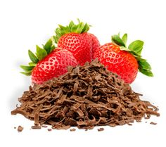 Kids Eat Right - Chocolate Ladybugs recipe - There is nothing better than fresh strawberries!